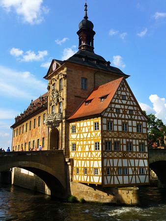 Viking River Cruise, Bamberg Germany