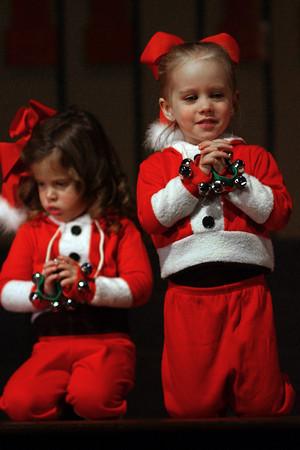 2009 Armstrong School of Dance Christmas Recital