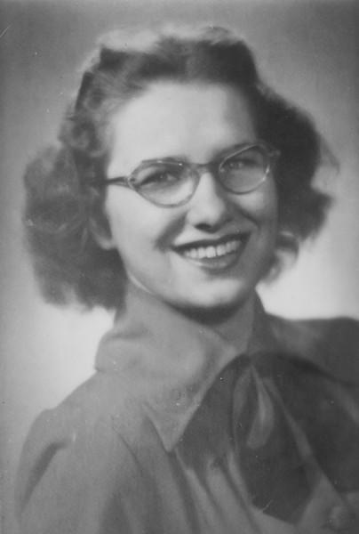 Maria Jacob Age 18