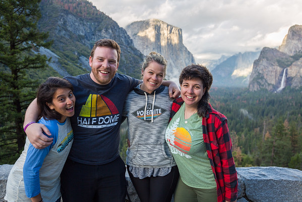 California Adventures - Minivan Pioneers