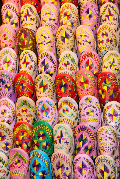 Moroccan Slippers (Babouche)
