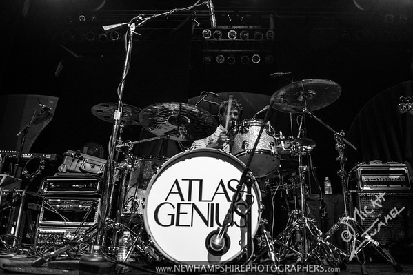 Atlas Genius At The House Of Blues - Boston