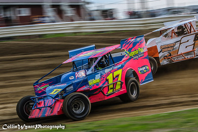 Woodhull Raceway - 5-25-2019 - Collin Wyant