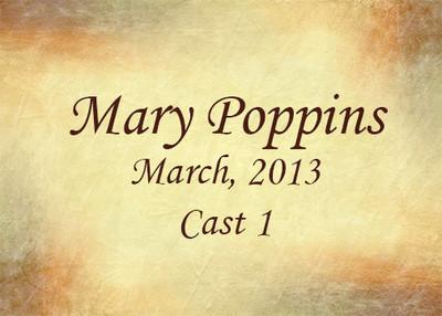 SRYT Mary Poppins