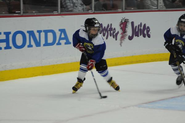 Michael Skates at Ducks
