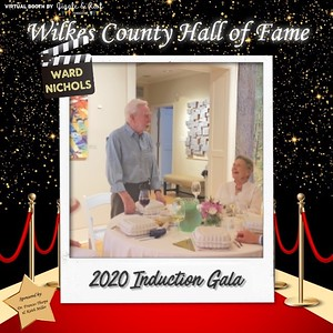 Wilkes County Hall of Fame Induction