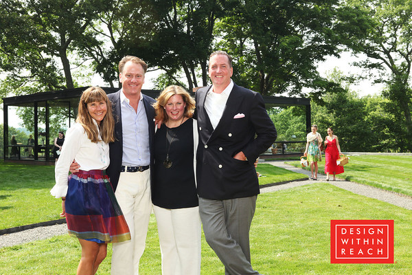 DWR at Philip Johnson Glass House - New Canaan, CT
