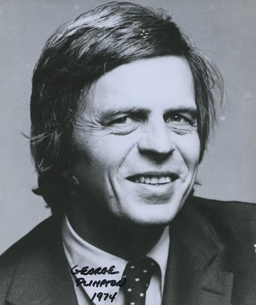 1974 - George Plimpton.jpeg
