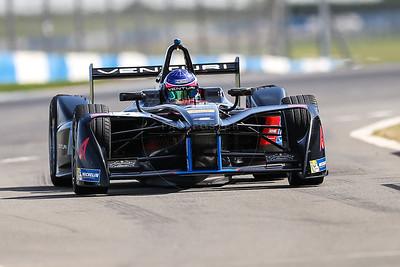 Formula e season 3 Test Day