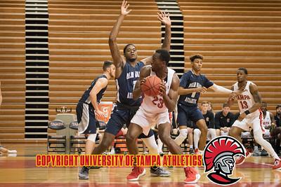 2018-19 Men's Basketball vs. Palm Beach Atlantic
