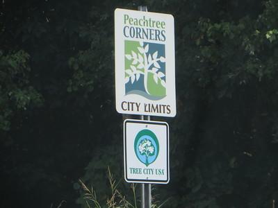 Around-Peachtree Corners