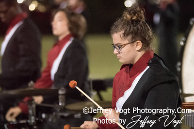 10-13-2017 Quince Orchard HS Marching Band, Photos by Jeffrey Vogt Photography