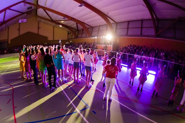 Gala du Patin Club Ploudaniel 2016 deuxième partie