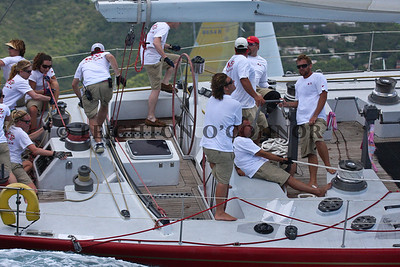 St. Thomas Rolex Regatta ~ Day 1