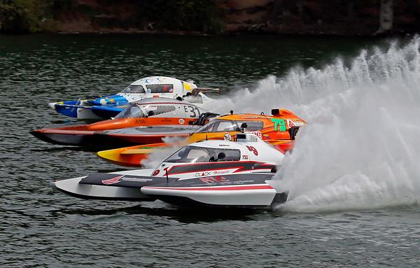 2017 Yapachino Memorial Regatta and APBA Inboard Nationals - Saturday