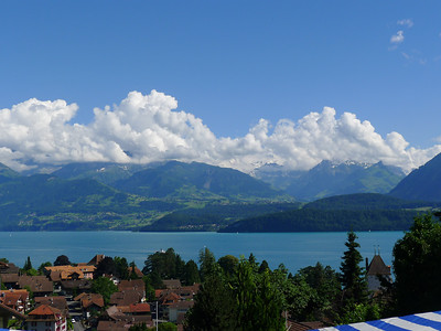 Oberhofen Lake