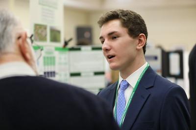 Worcester Regional Science Fair - March 2019