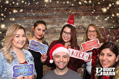Boot Barn Holiday Party 2019
