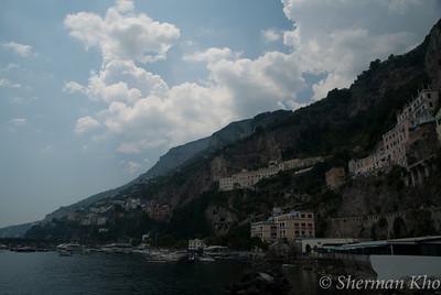 Panaromic Amalfi Coast