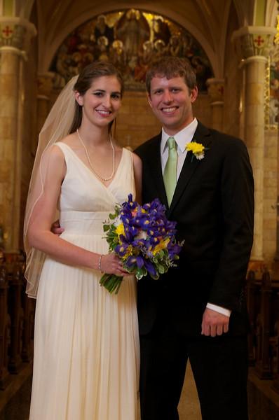 Kate & Michael Wedding - May 5, 2012