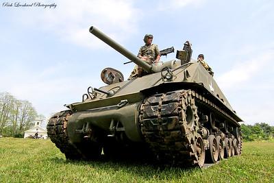 American WW2 Armor