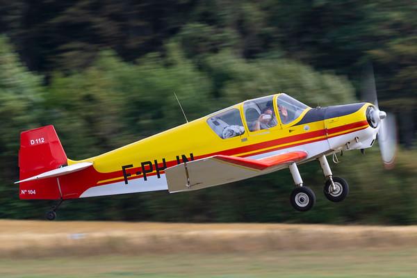 F-PHJN - Jodel D-112