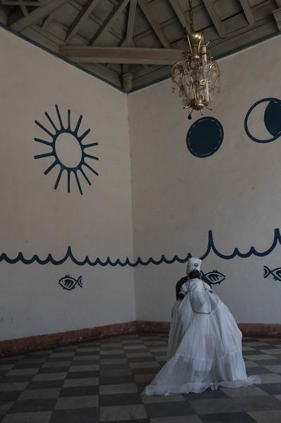 Santeria worshiping place - Leslie Rowley