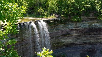 Bruce Trail Hike #10: Balls Falls