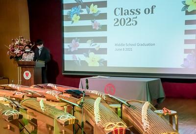 Gr. 8 Graduation Ceremony