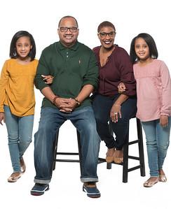 The Jackson's Family Shoot