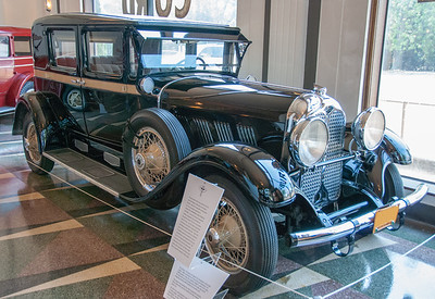 Auburn Model 125