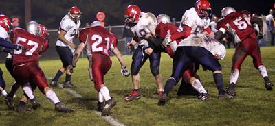 SNHS Football vs SC 2006