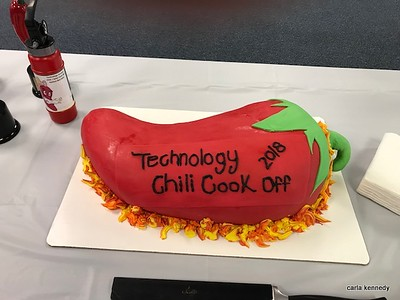 2018 03-09 CFISD Technology Chili Cook Off