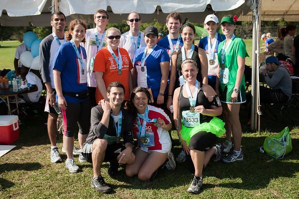 09.09.12 - Chicago Half Marathon