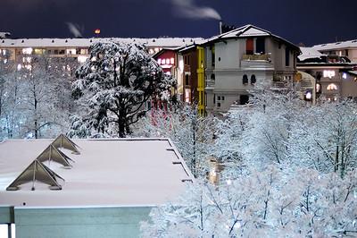 Winter Scene from Apt
