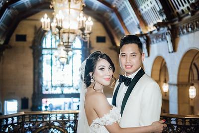 Aurora Hans Wedding