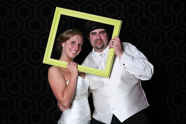 Matt & Kristi Photo Booth