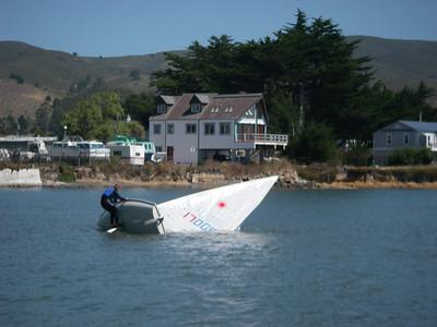 2009-09-07: Laser Sail Off
