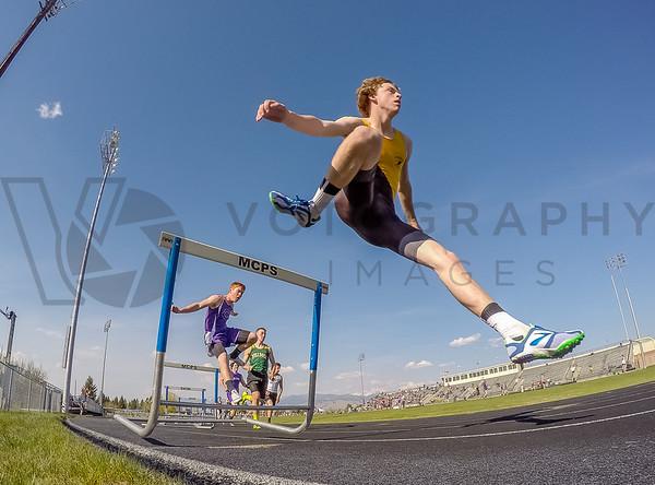 '15 Top Ten Meet - 300m hurdles