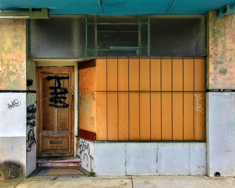 Derelict Facade #PHOB477F
