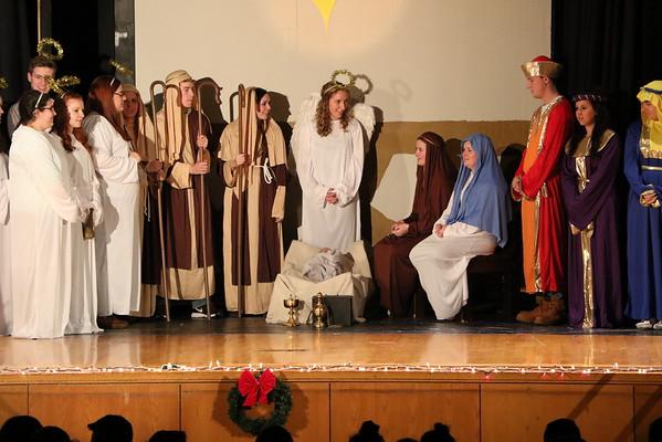2015 Nativity Story Service