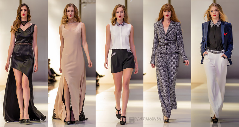 Adil Bouarbi Couture Runway FWLA AW 2016