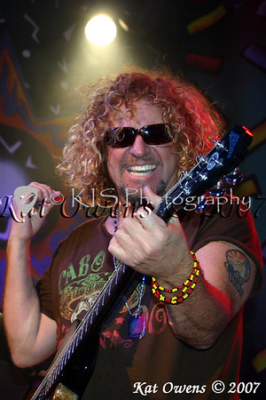 Sammy Hagar Cruise - Best of