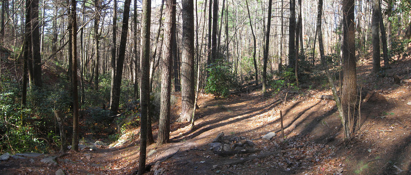 Little Table Rock Trail -- 2,660'
