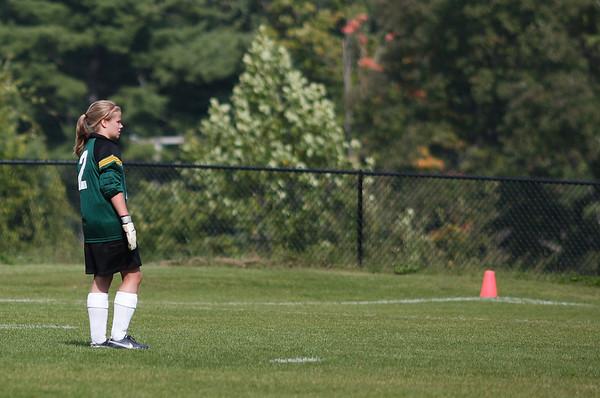 Taft Soccer 9/22/07