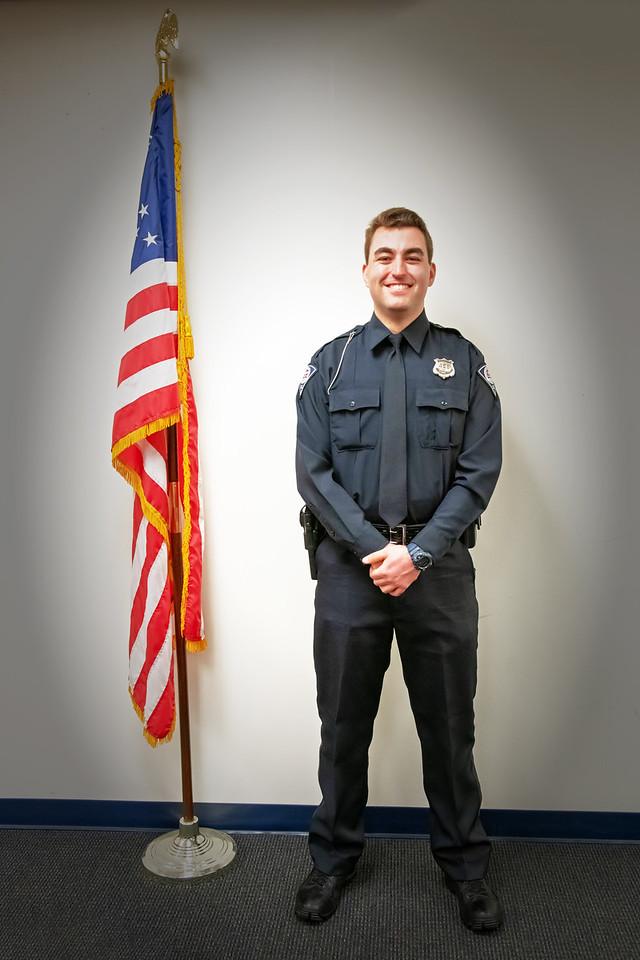 Police Academy Graduation Day