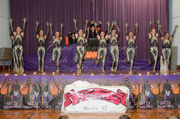 PDC Trick or Treat Dancin' Feet Show 1