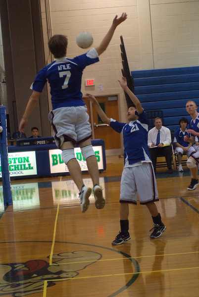 Wooton Boys Volleyball 2009