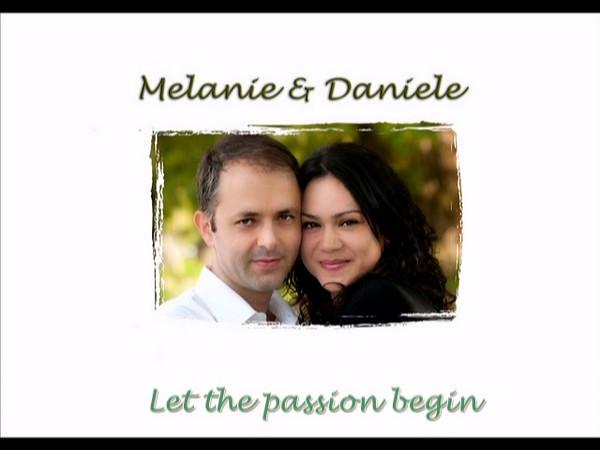 Melanie &  Daniele Engagement