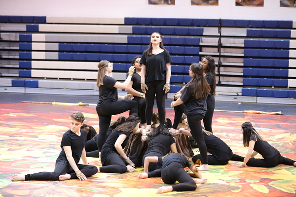 Cary High School Varsity Guard